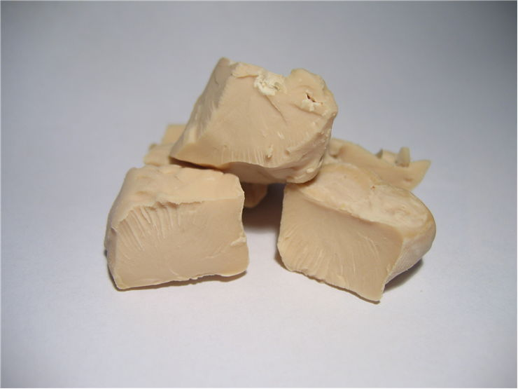 Picture - Chunks of Baker's Yeast