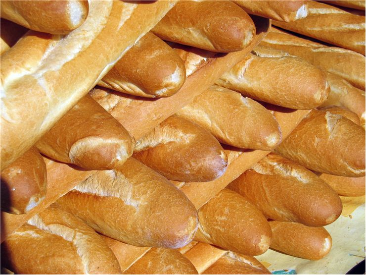 Picture- Bakery French Bread