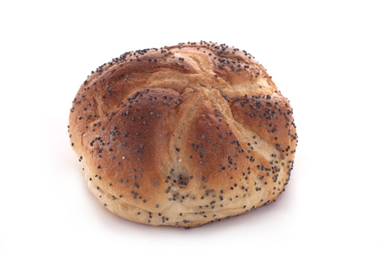 Picture - Bread with Poppy Seed Bun