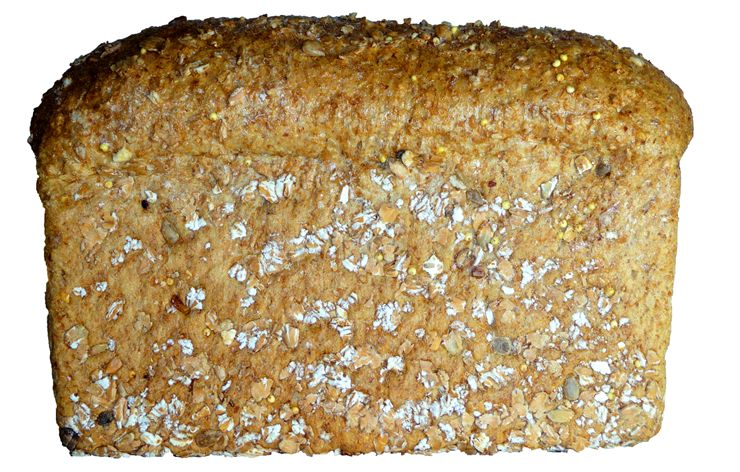 Picture - Brown Granary Loaf