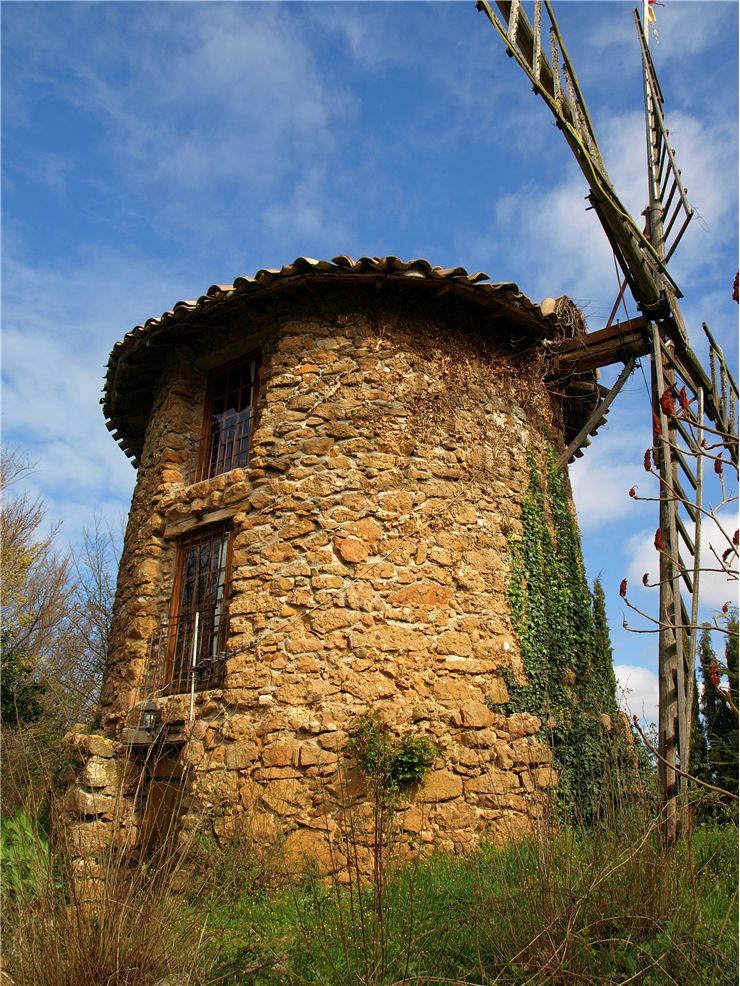 Picture - Old Windmill