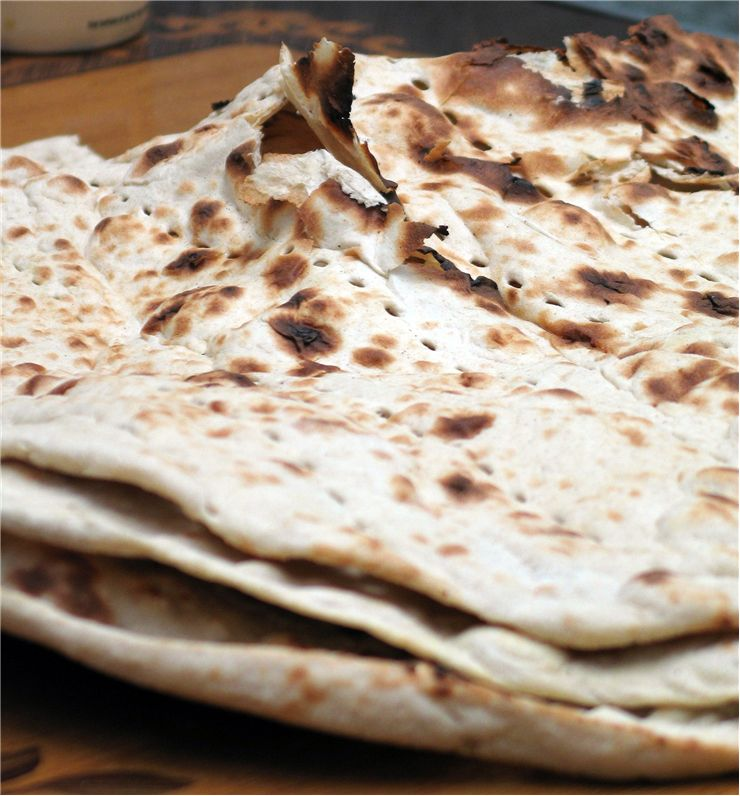 Picture - Persia Wholemeal Flat Bread