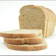Picture - Sliced Loaf of Whole Grain Spelt Bread