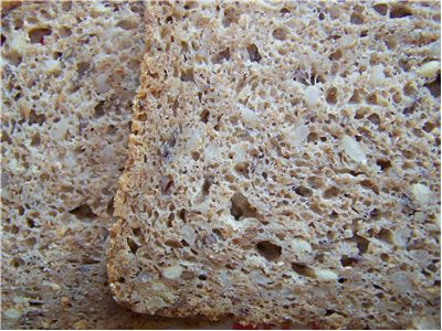 Picture - Slices of Grain Bread