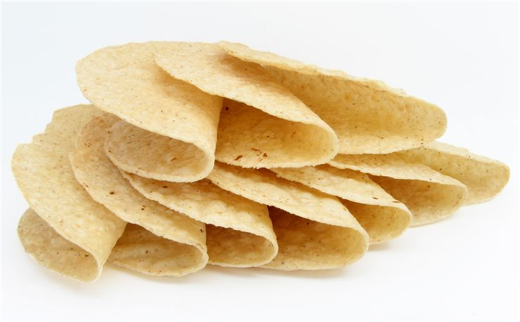 Picture - Tortillas Bread