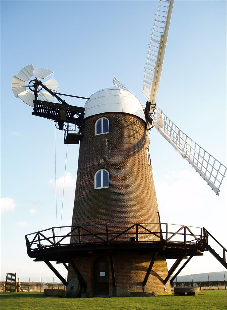 Picture of Old Windmill